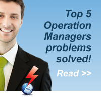Operation Management Problems Solved